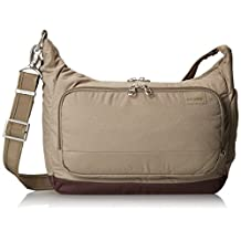 PacSafe Citysafe LS200 Anti-Theft Handbag, Rosemary