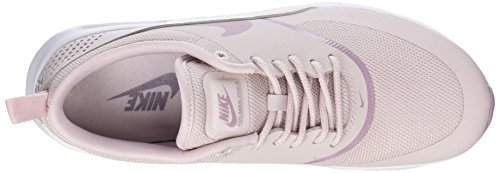 NIKE Rose Rose Femme Max Thea Basses 612 Air Elemental Rose Blanc Barely Baskets FaqrwFWT