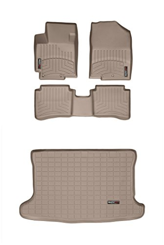 Weathertech DigitalFit - 45340-1-2-41491 - First And Second Rows + Trunk/Cargo Area