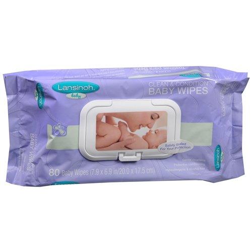 80 Ea Baby Wipes - 5