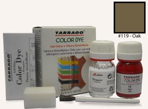Tarrago Self Shine Color Dye and Preparer 25Ml. Oak #119