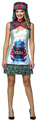 Rasta Imposta Vodka Dress Grey, White ()