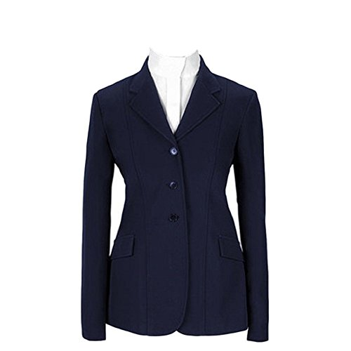 Tailored Sportsman Ladies Soft Shell Jacket Navy (4R) ()