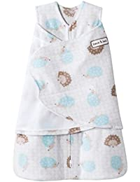 SleepSack Micro-Fleece Swaddle, Hedgehog, Small