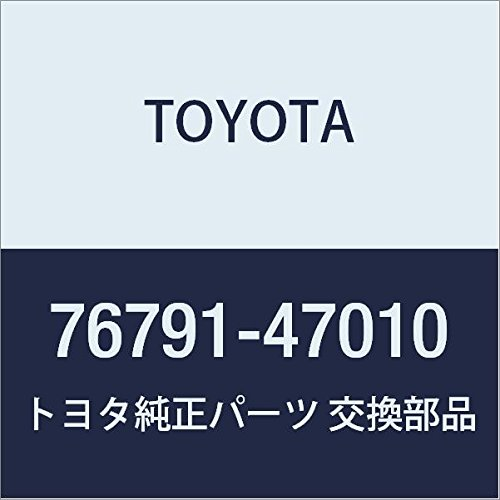 TOYOTA Genuine 76791-47010 Spoiler Bracket
