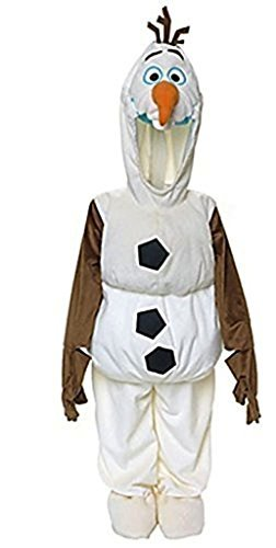 Disney Store Frozen Olaf Children's Costume Size 4