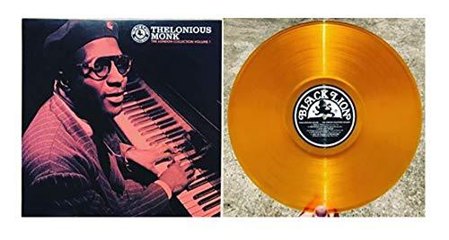 Thelonious Monk-London Collection, Vol. 1 - Exclusive Clear Orange vinyl [vinyl] Thelonious Monk