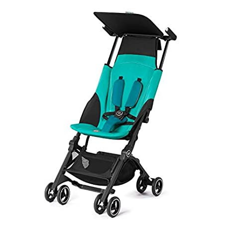 Dragonfire Red GB Gold Pockit Pushchair