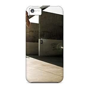 Unique Design Iphone 5c Durable Cases Covers Pau Gasol Belive Run
