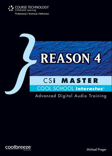 Reason 4 CSi Master (Cool School - Csi Rom Master Cd