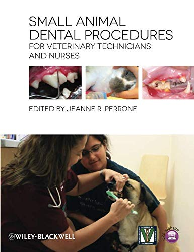 Small Animal Dental Procedures for Veterinary