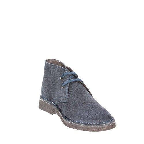 Zapatillas para hombre modelo Lumberjack polacchino de camello blue Navy blue