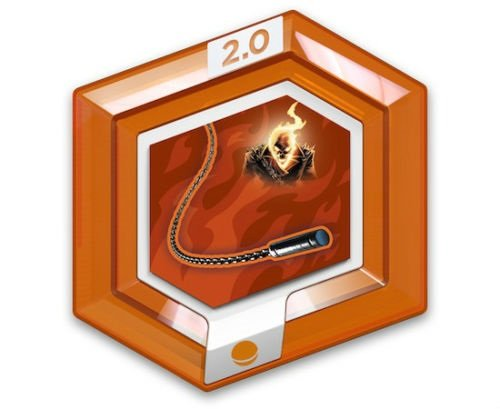 (Disney INFINITY: Marvel Super Heroes (2.0 Edition) Power Disc - Ghost Rider's Chain Whip)