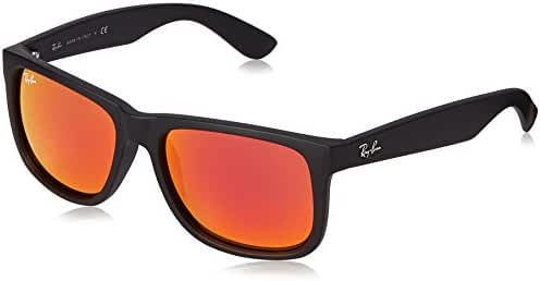 Ray-Ban RB4165 Square Non-Polarized Sunglasses