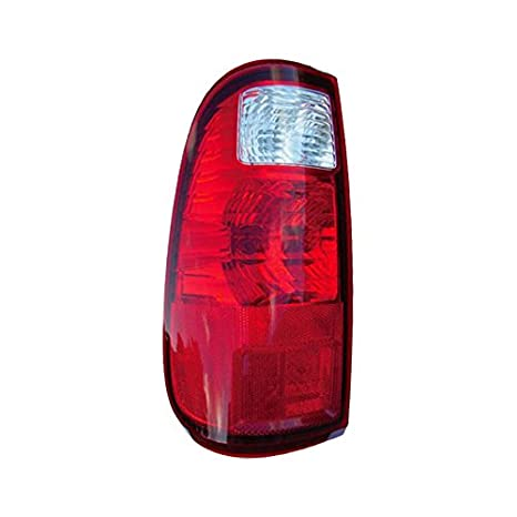 for 2008-2013 ford f-series f150 f250 f350 f450 f550 super duty sd  superduty pickup truck taillight taillamp rear brake tail light lamp left  driver side