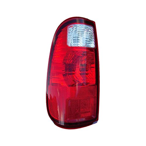 For 2008-2013 Ford F-Series F150 F250 F350 F450 F550 Super Duty SD SuperDuty Pickup Truck Taillight Taillamp Rear Brake Tail Light Lamp Left Driver Side (2008 08 2009 09 2010 10 2011 11 2012 12 2013 13)