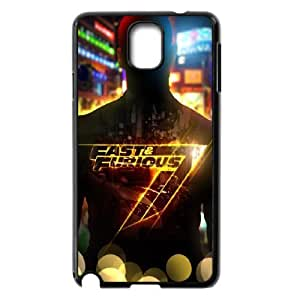 Furious 7 FG0022287 Phone Back Case Customized Art Print Design Hard Shell Protection Samsung galaxy note 3 N9000