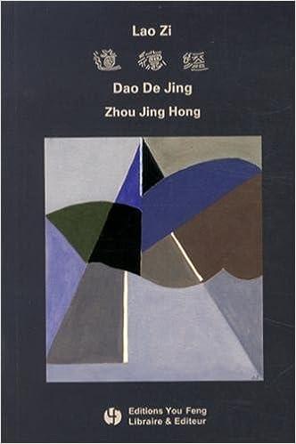 Livre gratuits Dao De Jing de Lao Zi : Energie originelle, édition bilingue français-chinois pdf