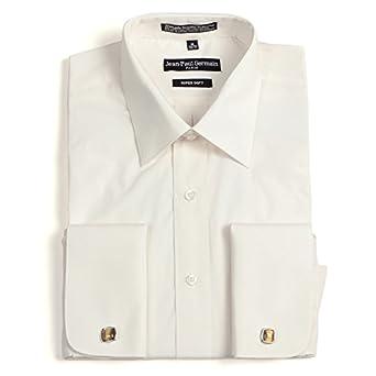 Bone or off white dress shirts