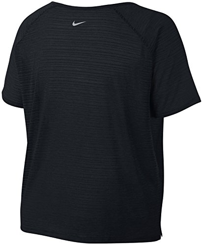 mélange Miler Nike T Nero shirt Femme OpzwnA8f