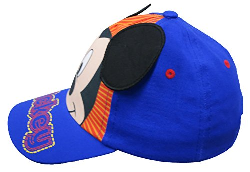 blue baseball cap with red c jays uk youth amazon mickey mouse boys toddler clothing