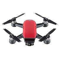 DJI Spark Drone - Lava Red (UK)