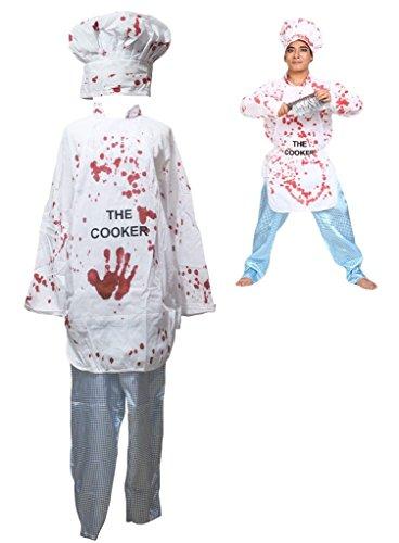 Bloody Chef Costume