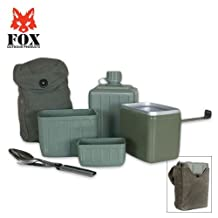 Fox Outdoor 94-861 Serbian Army Mess Kit by Survival Attitude