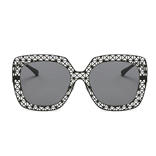 WKAIJC Mode Pop Klassik Persönlichkeit Bequem Leicht Elegant Lässig Retro Männer Und Frauen Sonnenbrillen,A