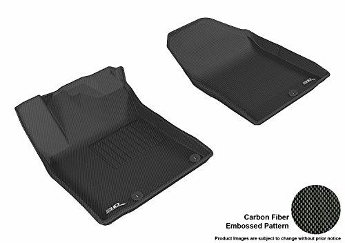 3D MAXpider All-Weather Floor Mats for Hyundai Ioniq Hybrid 2017-2020 / Plug-in Hybrid 2018-2019 / Kia NIRO 2017-2019…