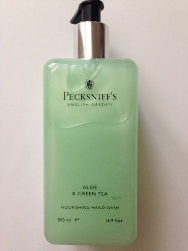 - Pecksniff's Aloe & Green Tea Nourishing Hand Wash 16.9 Fl Oz