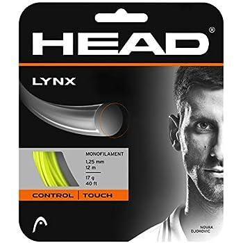 Amazon.com: Head FXP Power 16 G – Cuerda para raqueta de ...