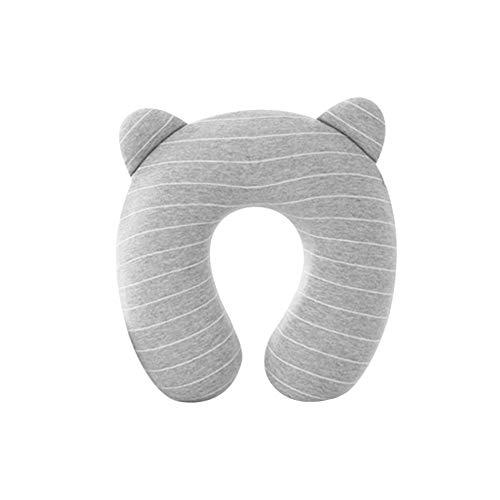 [해외]아이 U 형 비즈 베개 U 형 베개 비행기 자동차 여행 여행 여행 집 / Child U-shaped neck pillow u type sleeper car travel trip home