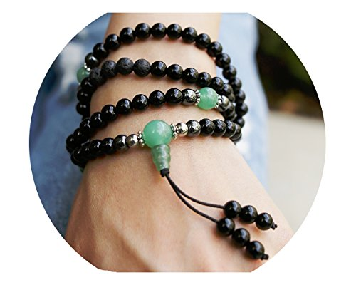 Tibetan Mala Necklace Chakra Necklace