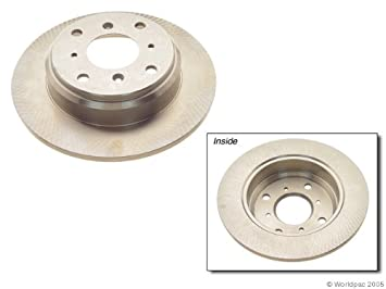 Nippon embrague w0133 - 1623011 freno de disco rotor: Amazon.es: Coche y moto