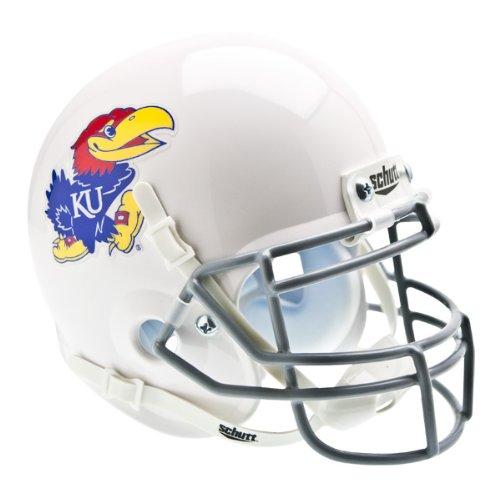 Kansas Jayhawks Helmet - 2