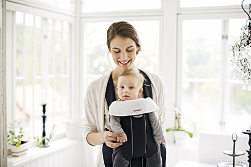 BABYBJORN Bib for Baby Carrier 2 Pack - White by BabyBjörn (Image #2)
