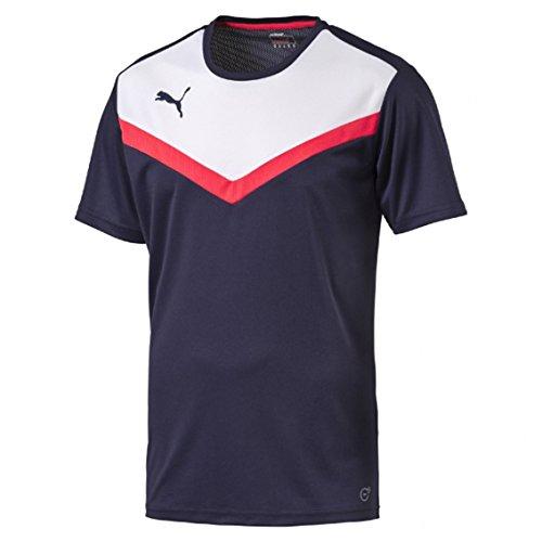 Puma Herren T-Shirt blau navy One size
