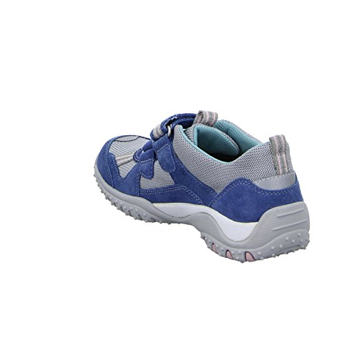 Superfit klettschuh rose gris couleur bleu n7nXraB