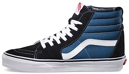 blau Mode Bleu Vans Baskets Adulte Authentic Mixte Vqer759 Pq0wx4C