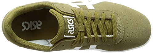 Asics Men's Percussor TRS Gymnastics Shoes Green (Martini Olive/White) buy cheap huge surprise manchester great sale For sale online cheap sale official OP3JGcBlIe