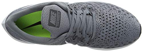 pure Hombre Para De Zapatillas Running Pegasus Zoom Air Platinum Grey 35 cool Gris 005 anthracite Nike 0pwW8B7q1