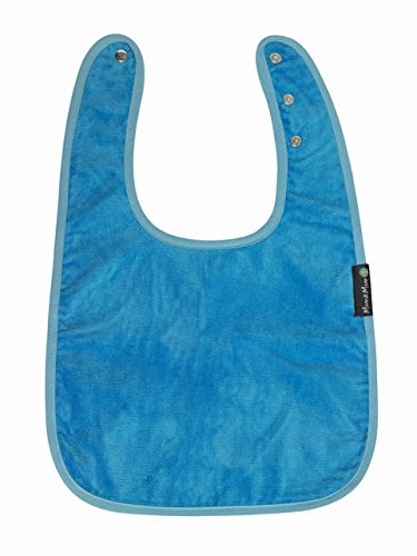 Youth & Adult Standard Bib - Back Opening - Teal