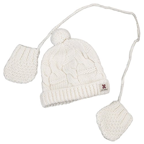 100% Irish Soft Merino Wool Baby Mittens and Hat Set by Carraig - Clothing Stores Westport