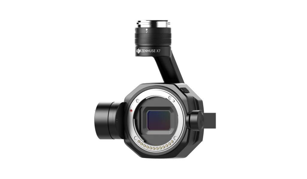 DJI Zenmuse X7 Camera and 3-Axis Gimbal by DJI