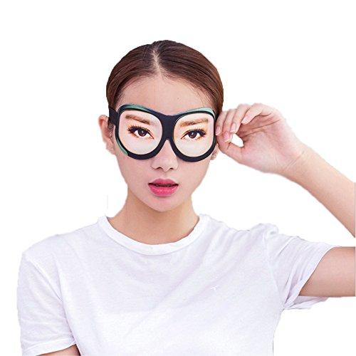Funny Eyeshade, Sleep Mask For Sleeping - Your Best Travel Sleeping Helper ,Eyeshade for Men Women Kids (Women)