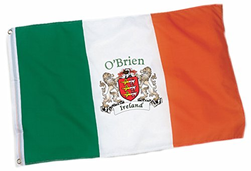 O'Brien Irish Coat of Arms Flag - 3'x5' Foot
