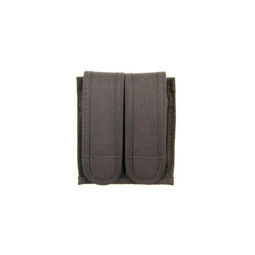 BLACKHAWK! Double Row Mag Gun Case (Blackhawk Gun Rug Pistol Pouch)