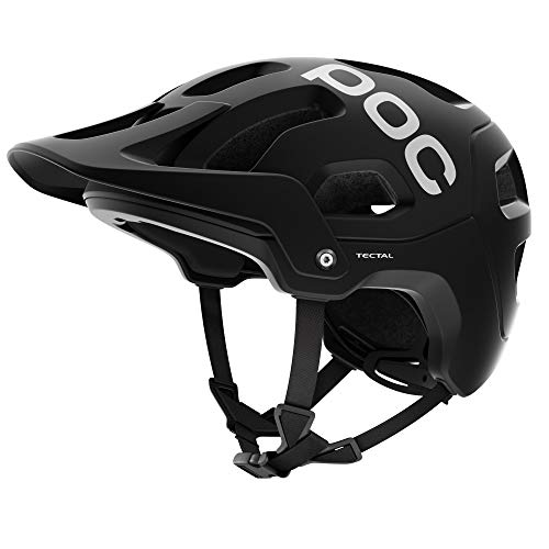 POC Tectal, Helmet for Mountain Biking, Uranium Black, M-L (Specialized Mountain Helmet)
