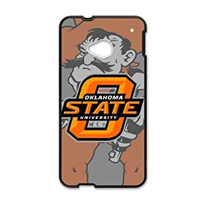oklahoma state Phone Case for HTC One M7